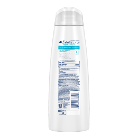 Dove Dermacare Scalp Clean & Fresh Anti-Dandruff Shampoo 12 oz