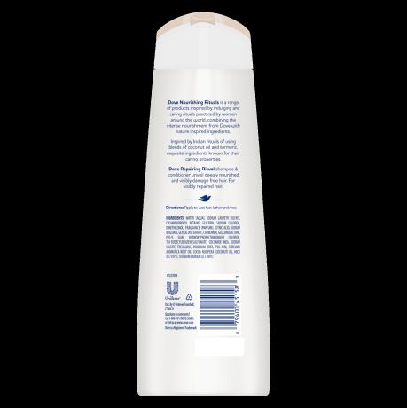 Dove Nourishing Rituals Repairing Ritual Shampoo 12oz