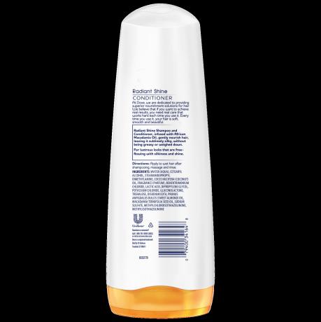 Dove Radiant Shine Conditioner 12 oz