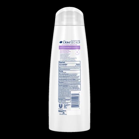 Dove DermaCare Scalp Soothing Moisture Anti-Dandruff Shampoo 12oz