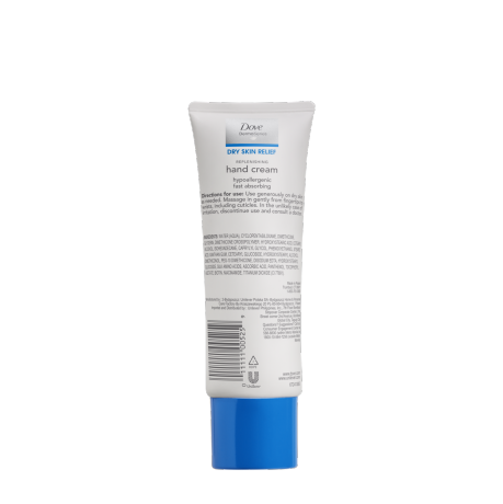 PNG - Dove Hand Cream Replenish 2.5 FO