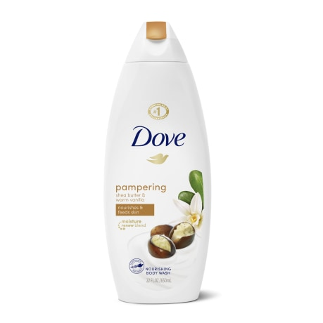 Dove Purely Pampering Shea Butter with Warm Vanilla Body Wash 22 oz
