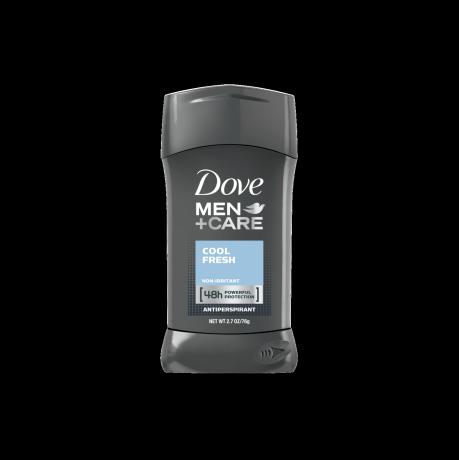 Dove Men+Care Deodorant Stick Cool Silver 3.0 oz front