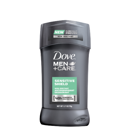 Dove Men+Care Sensitive Shield Antiperpirant Stick 2.7oz