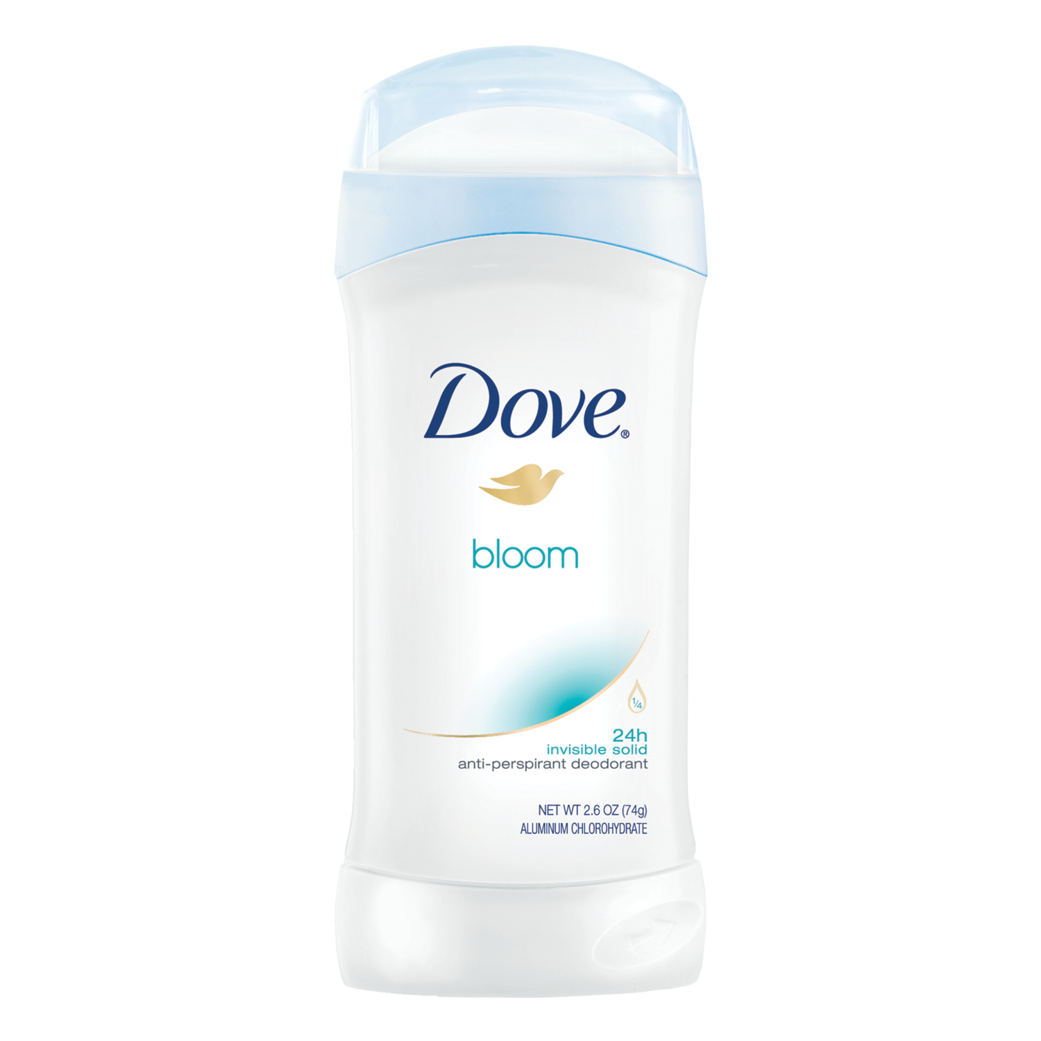 Dove Invisible Solid Antiperspirant Bloom