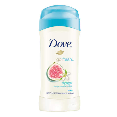 Dove Go Fresh Restore Antiperspirant 2.6 oz