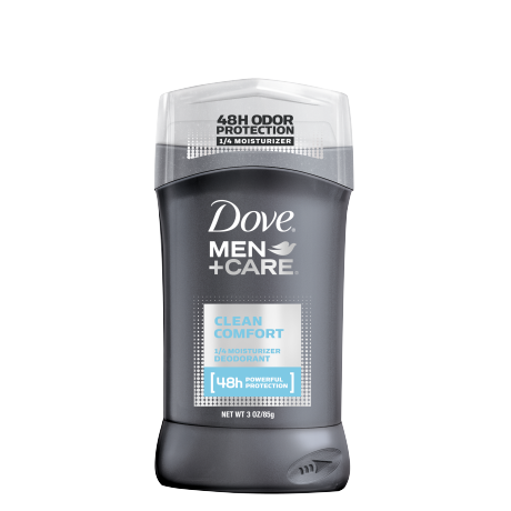 Dove Men+Care Clean Comfort Deodorant Stick 3 oz