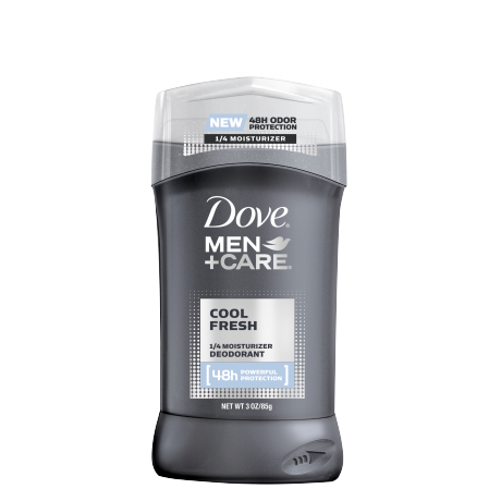 Dove Men+Care Cool Fresh Deodorant Stick 3 oz