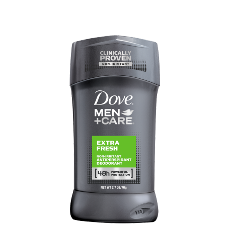Dove Men+Care Extra Fresh Antiperspirant Stick 2.7 oz