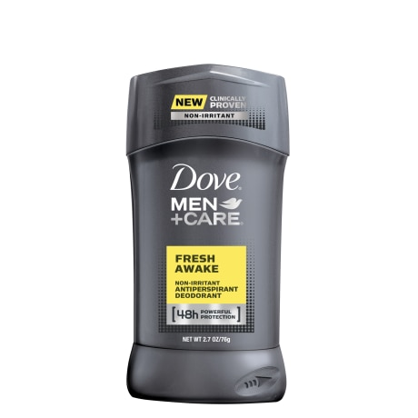Dove Men+Care Fresh Awake Antiperspirant Stick 2.7 oz