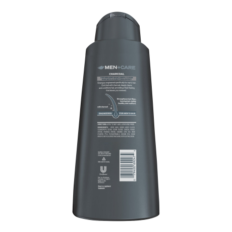 Men+Care Charcoal Fortifying Shampoo 25.4oz