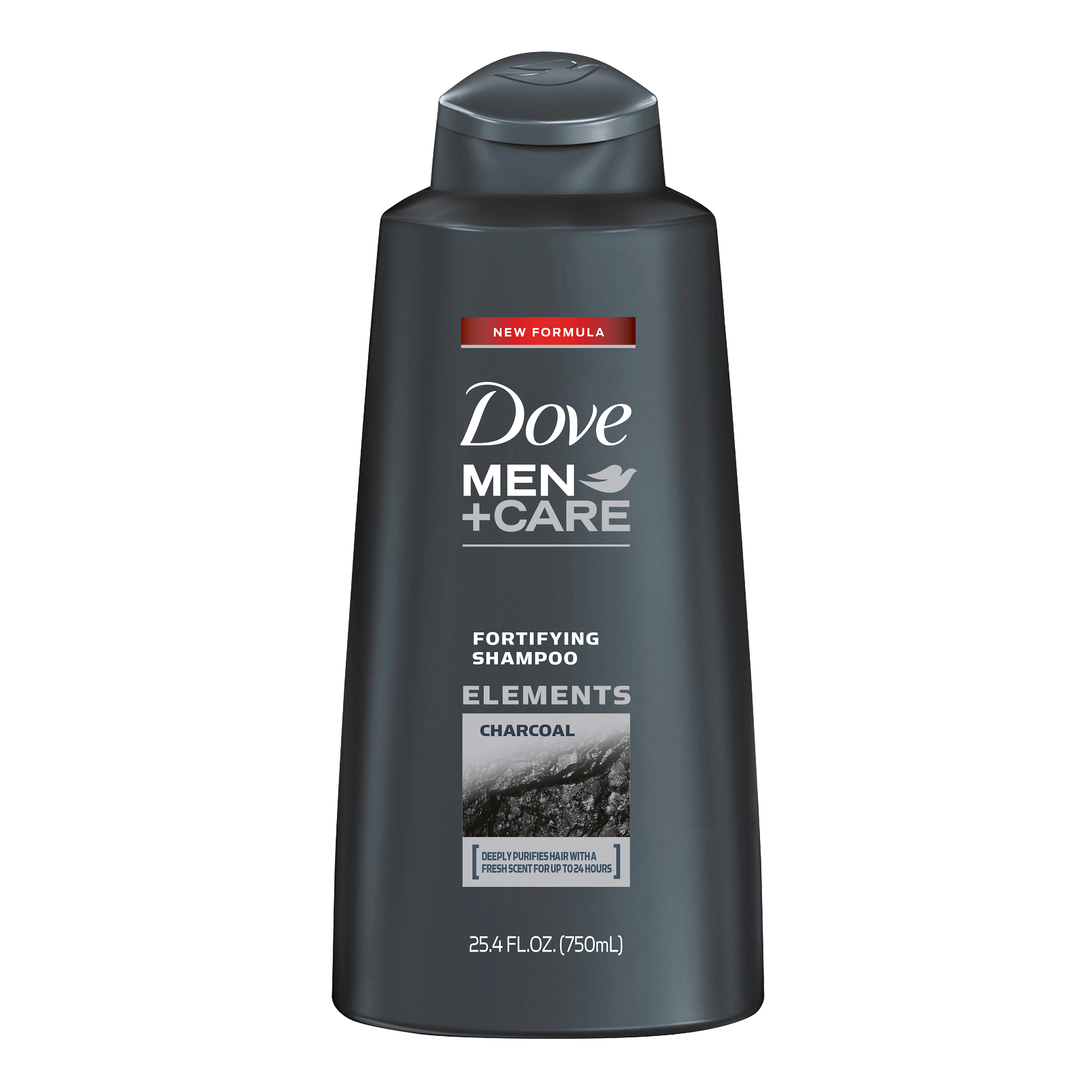 Men Care Elements Charcoal Fortifying Shampoo