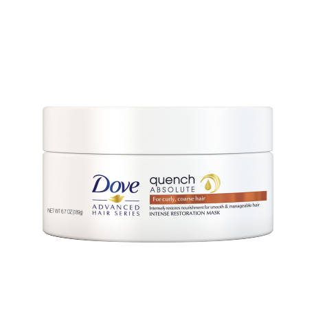 Dove Quench Absolute Intense Restoration Mask 6.7 oz