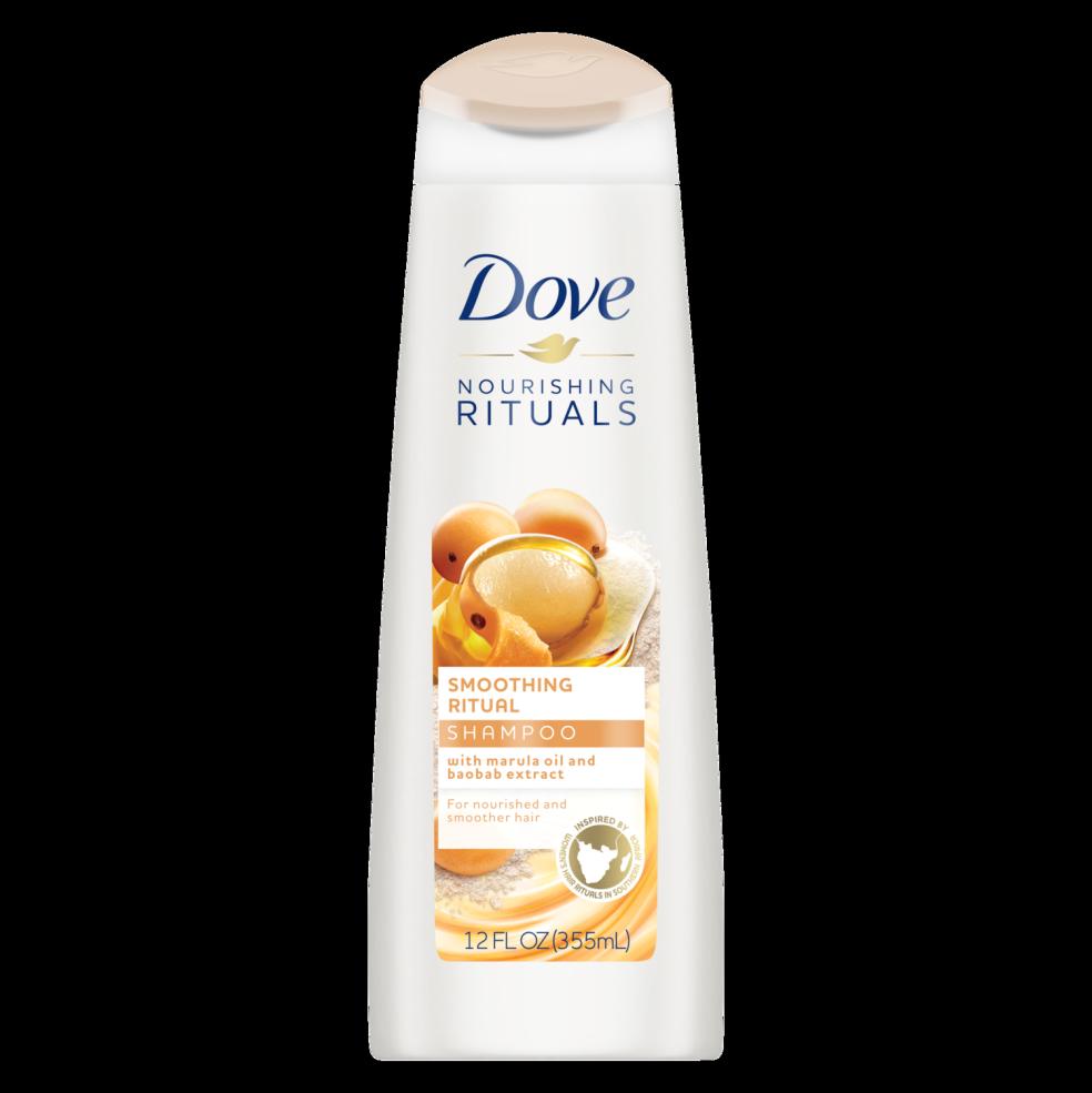 Dove Anti-Frizz Oil Therapy Shampoo