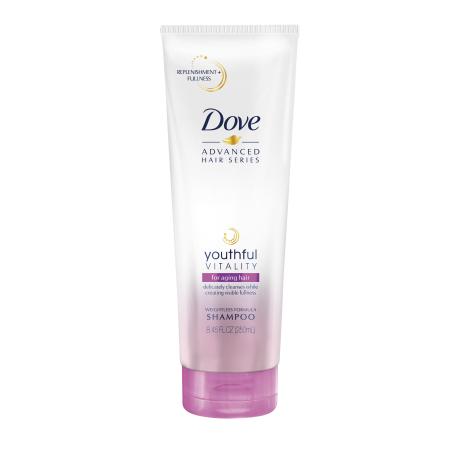 Dove Youthful Vitality Shampoo 8.45 oz