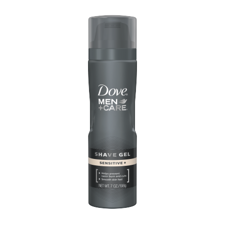 Dove Men+Care Sensitive+ Shave Gel 7 oz