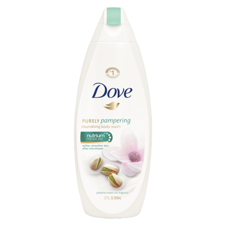 Dove Purely Pampering Pistachio Cream Body Wash 22 oz