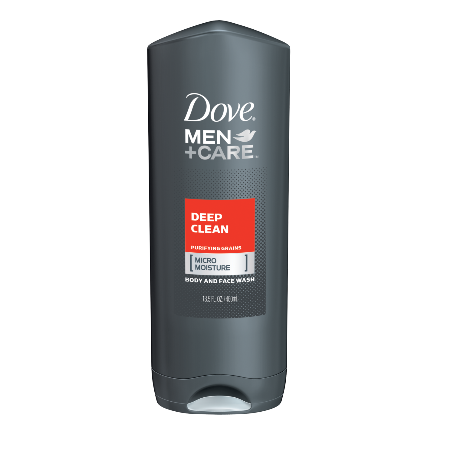 Dove Men+Care Deep Clean Body and Face Wash
