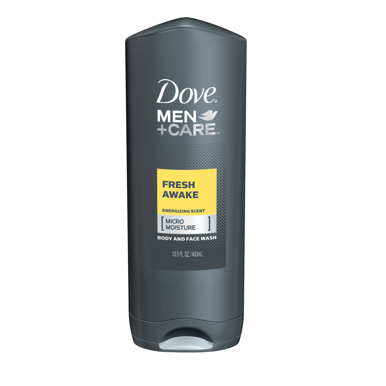 Dove Men Care Fresh Awake Body And Face Wash