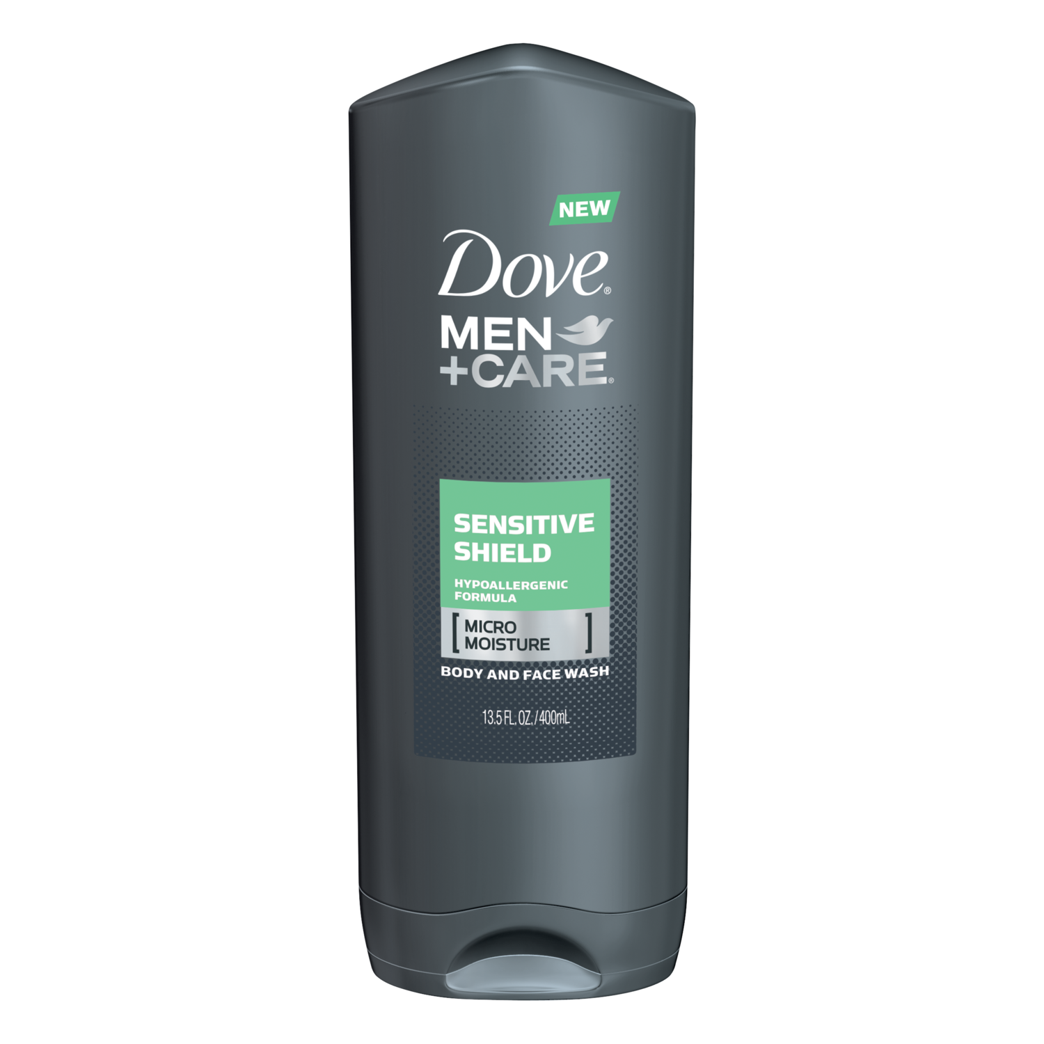 Dove Men Care Deep Clean Body And Face Wash