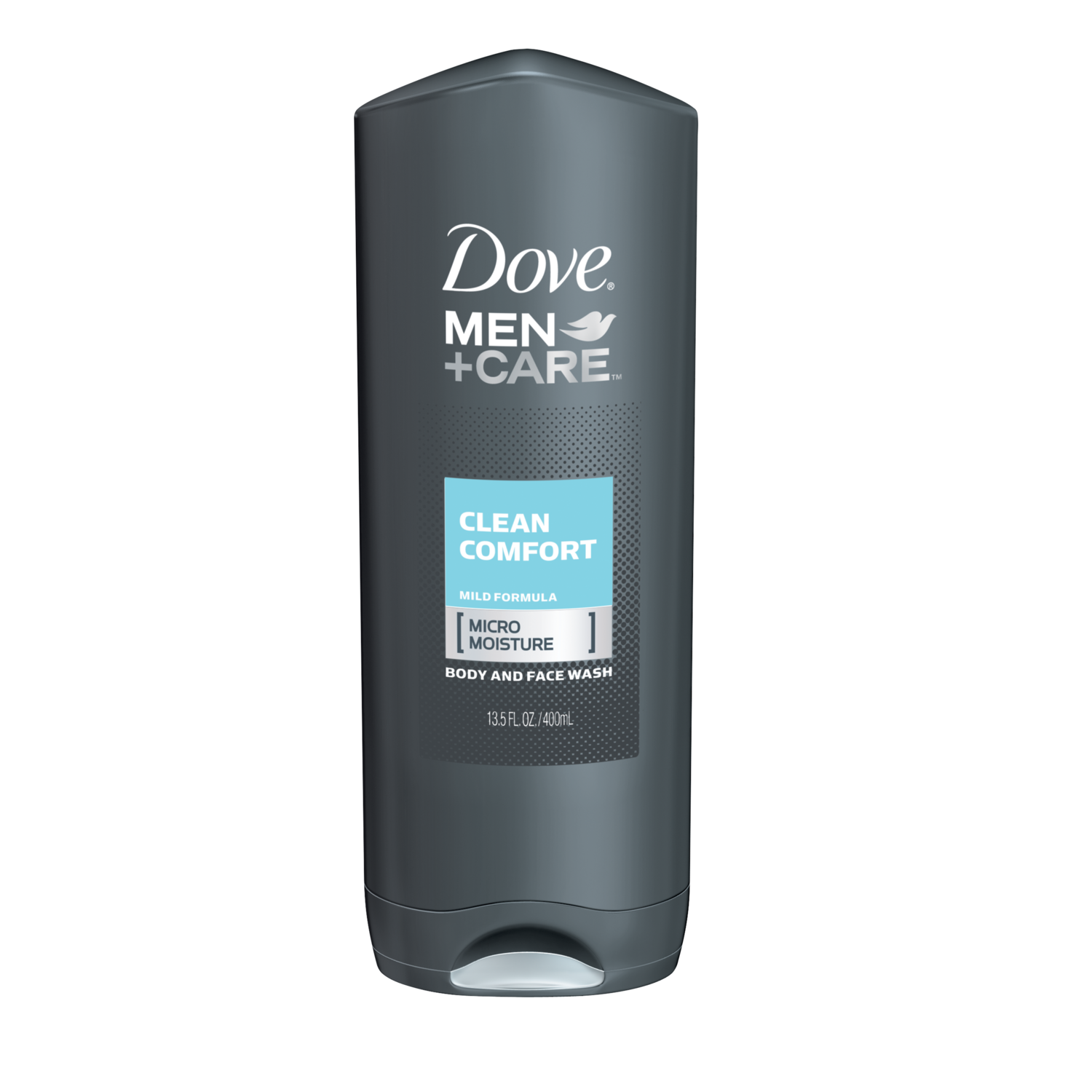 Dove Men+Care Clean Comfort Body and Face Wash
