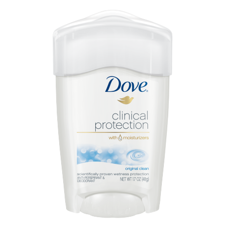 Dove Clinical Protection Antiperspirant