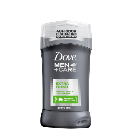 Dove Men+Care Extra Fresh Deodorant Stick 3 oz