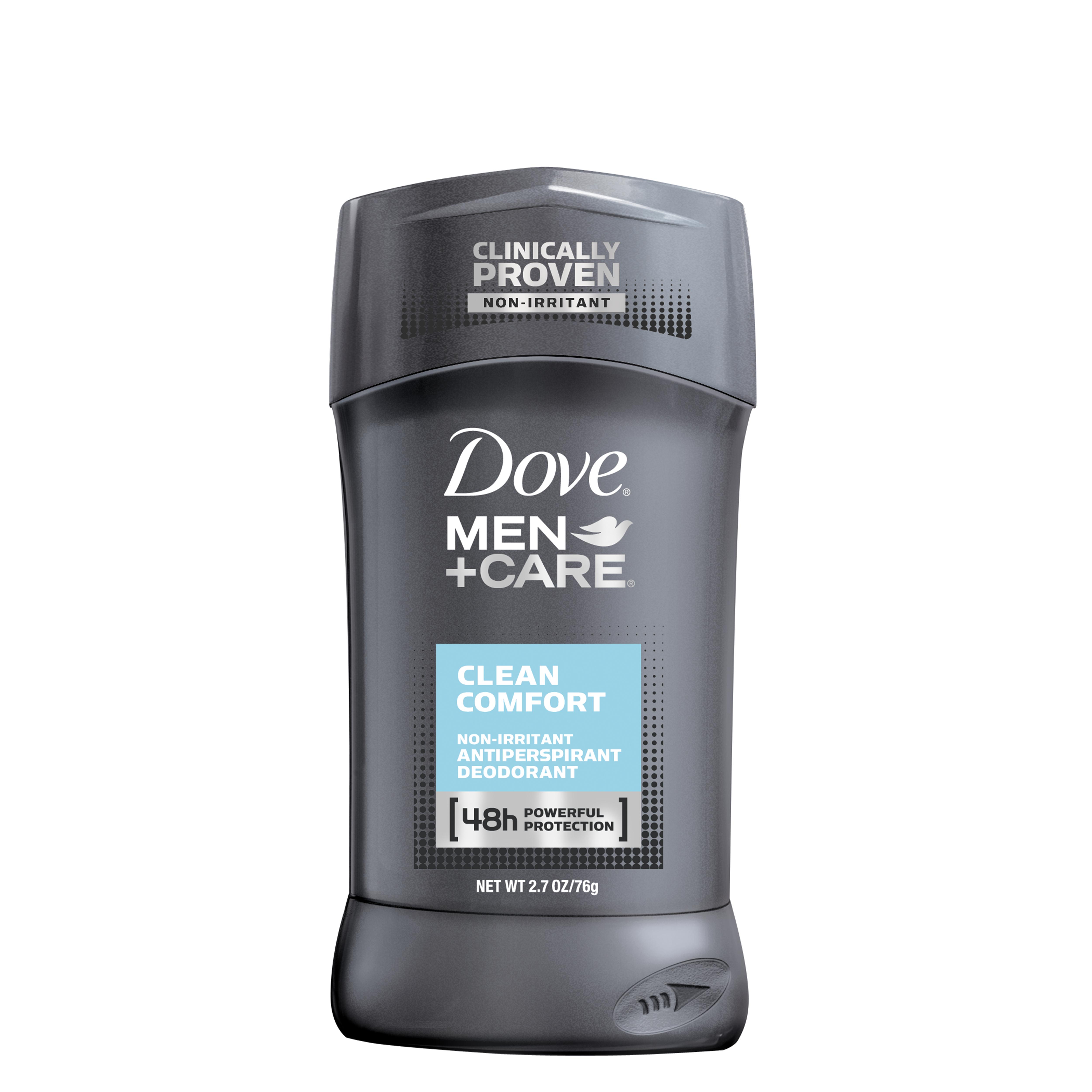 Antiperspirant Deodorant For Men Dove Men Care Dove