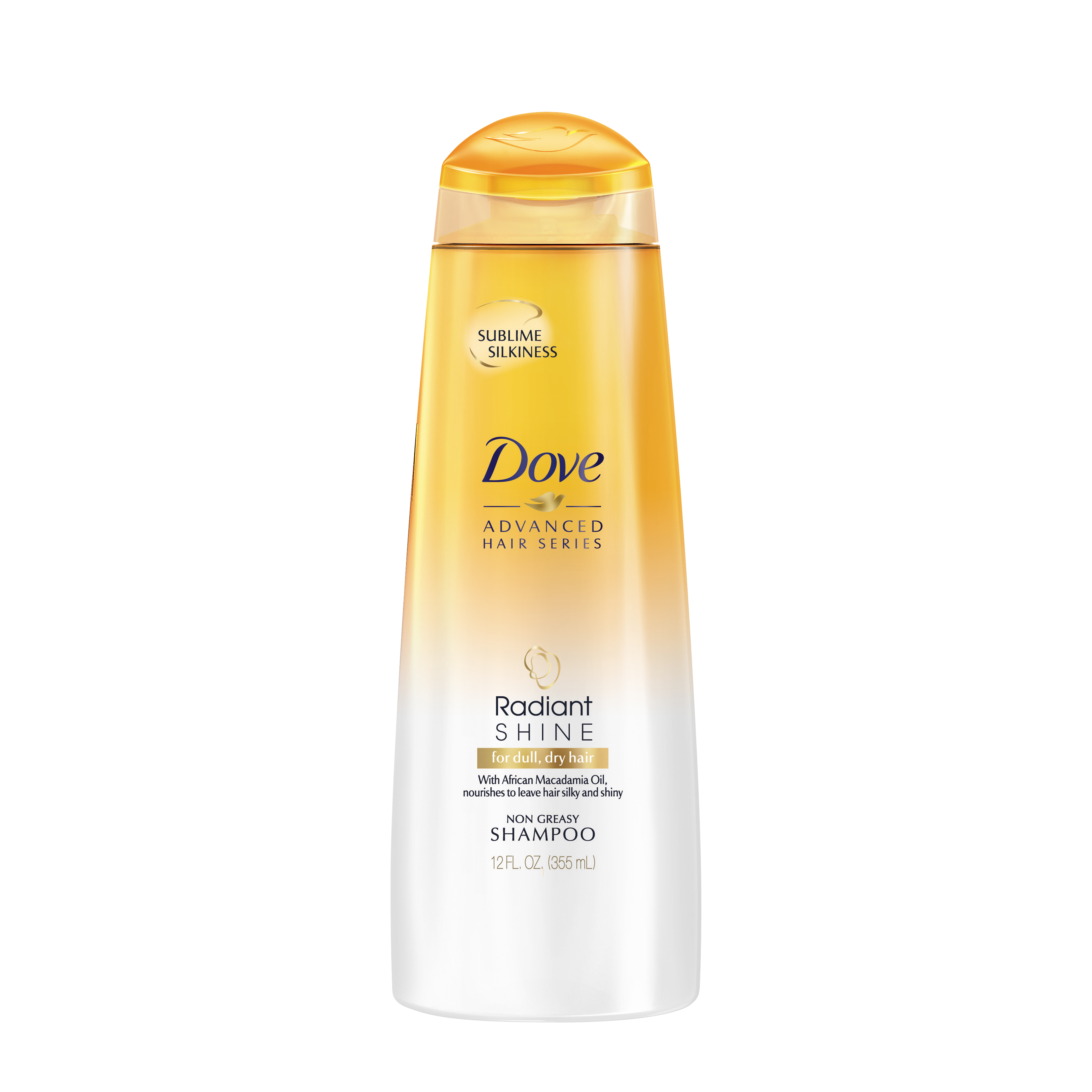 Dove Radiant Shine Shampoo