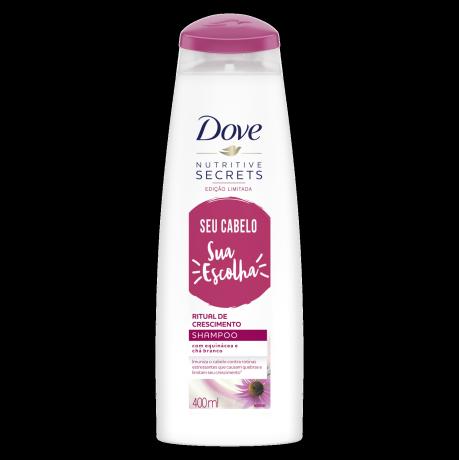 Dove Shampoo Ritual de Crescimento 400ml