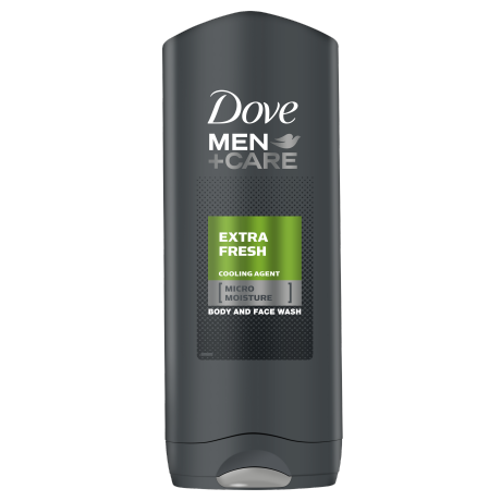 Dove Men+Care Extra Fresh Duschcreme 250ml