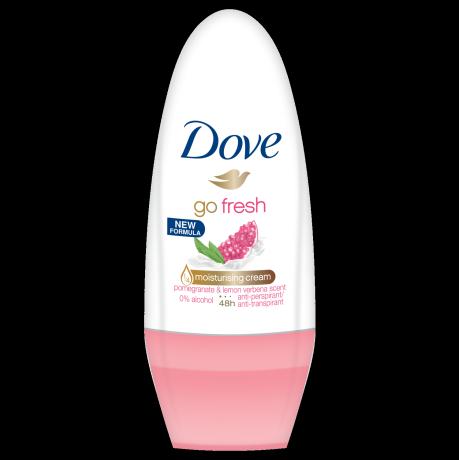 Dove Go Fresh Pomegranate & Lemon Verbena Anti-perspirant Roll-on 50 ml